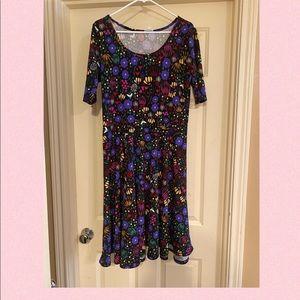 Lularoe Nicole dress size 2xl